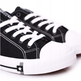 Men's Black Big Star HH174323 Sneakers 1