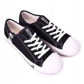 Men's Black Big Star HH174323 Sneakers 2
