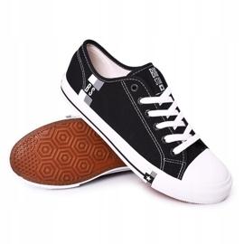 Men's Black Big Star HH174323 Sneakers 3