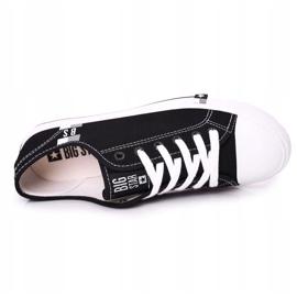 Men's Black Big Star HH174323 Sneakers 4