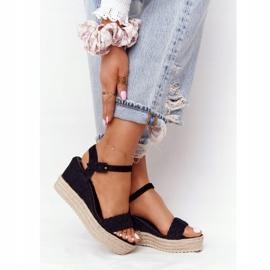 PS1 Black Balearic Wedge Sandals beige 3