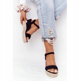PS1 Black Balearic Wedge Sandals beige 1