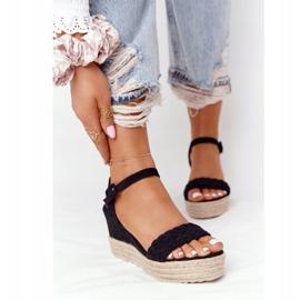 PS1 Black Balearic Wedge Sandals beige 2