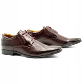 Olivier Formal shoes 481 claret red multicolored 4