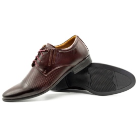 Olivier Formal shoes 481 claret red multicolored 5