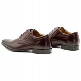 Olivier Formal shoes 481 claret red multicolored 9