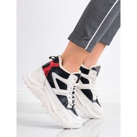 Seastar Sport Fashion Boots white black red 1
