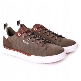 Men's Sneakers Big Star HH174160 Khaki 5