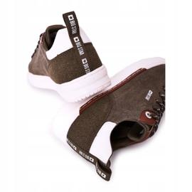 Men's Sneakers Big Star HH174160 Khaki 2