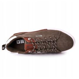 Men's Sneakers Big Star HH174160 Khaki 4