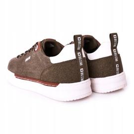 Men's Sneakers Big Star HH174160 Khaki 1