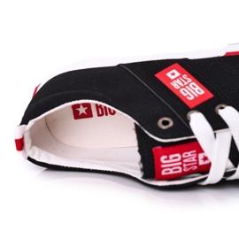 Men's Big Star HH174039 Black Sneakers 3