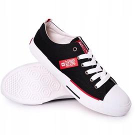 Men's Big Star HH174039 Black Sneakers 4