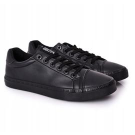 Men's Big Star HH174035 Black Sneakers 3