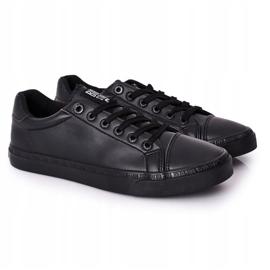 Men's Big Star HH174035 Black Sneakers 2