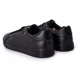 Men's Big Star HH174035 Black Sneakers 1
