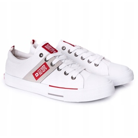 Men's Sneakers Big Star HH174038 White 5
