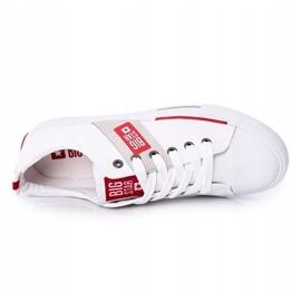Men's Sneakers Big Star HH174038 White 3