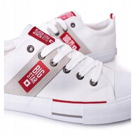 Men's Sneakers Big Star HH174038 White 2