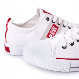 Men's Sneakers Big Star HH174038 White 4