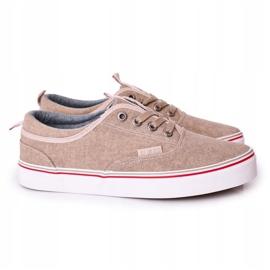 Men's Sneakers Big Star FF174069 Beige 1