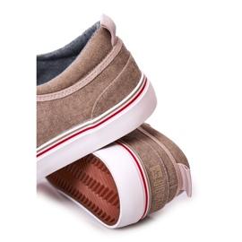 Men's Sneakers Big Star FF174069 Beige 2