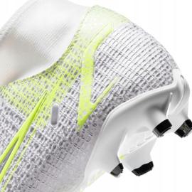 Nike Mercurial Superfly 8 Academy FG / MG M CV0843 107 soccer shoes white 4