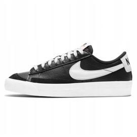 Nike Blazer Low 77 Jr DA4074-002 shoes black 1