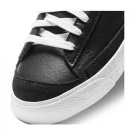 Nike Blazer Low 77 Jr DA4074-002 shoes black 3