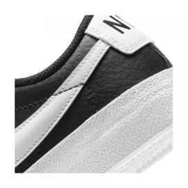 Nike Blazer Low 77 Jr DA4074-002 shoes black 4