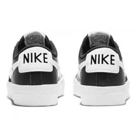 Nike Blazer Low 77 Jr DA4074-002 shoes black 6