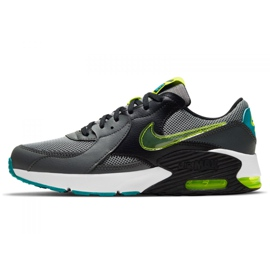 Nike Air Max Excee Power Up Jr CW5834-001 shoe black multicolored 4