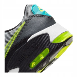 Nike Air Max Excee Power Up Jr CW5834-001 shoe black multicolored 6