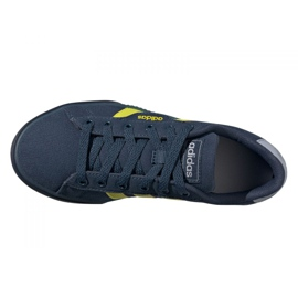 Adidas Daily Jr FY7199 shoes black navy blue 3