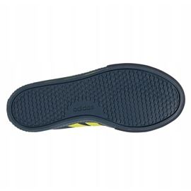 Adidas Daily Jr FY7199 shoes black navy blue 4