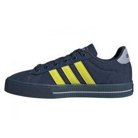 Adidas Daily Jr FY7199 shoes black navy blue 5