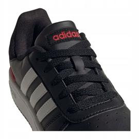 Adidas Hoops 2.0 Jr FY7015 shoes black 2