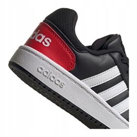Adidas Hoops 2.0 Jr FY7015 shoes black 3