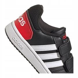 Adidas Hoops 2.0 C Jr FY9442 shoes black 2