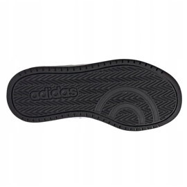 Adidas Hoops 2.0 C Jr FY9442 shoes black 5