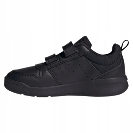 Adidas Tensaur Jr S24048 shoes brown black 1
