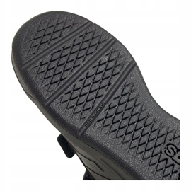 Adidas Tensaur Jr S24048 shoes brown black 2