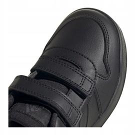 Adidas Tensaur Jr S24048 shoes brown black 3