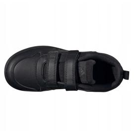 Adidas Tensaur Jr S24048 shoes brown black 4