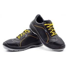 ŁUKPOL Techwork 1128 black men's working shoes 7