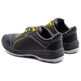 ŁUKPOL Techwork 1128 black men's working shoes 8