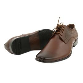 Lukas 447 brown men's formal shoes 10