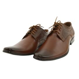 Lukas 447 brown men's formal shoes 7