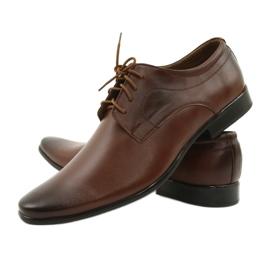Lukas 447 brown men's formal shoes 11