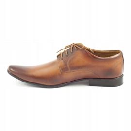 Lukas 447 brown men's formal shoes 2